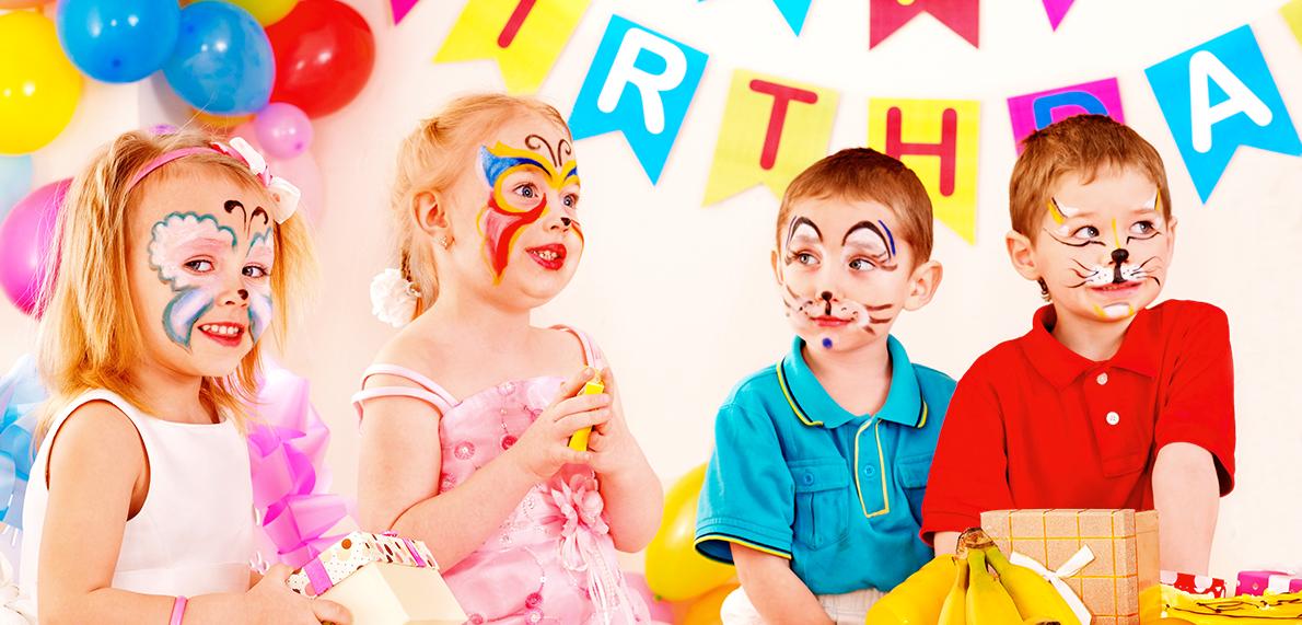 Детские-праздники