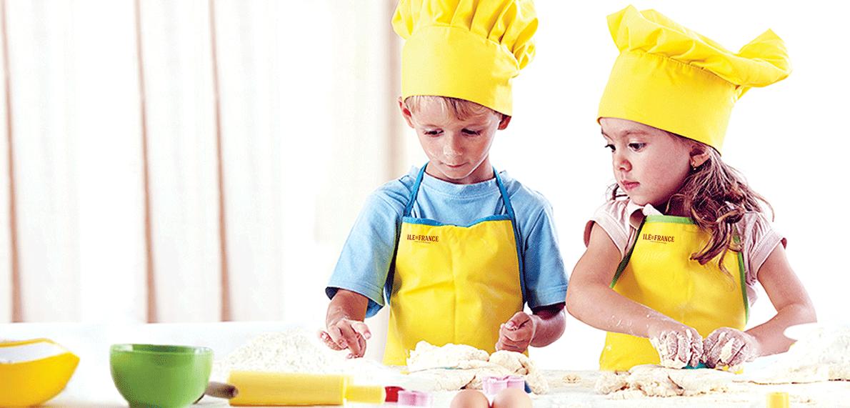 Детские кулинарные курсы